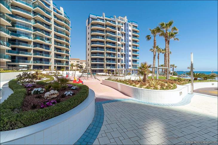 Appartement in Spanje Sea Senses Punta Prima 03 foto