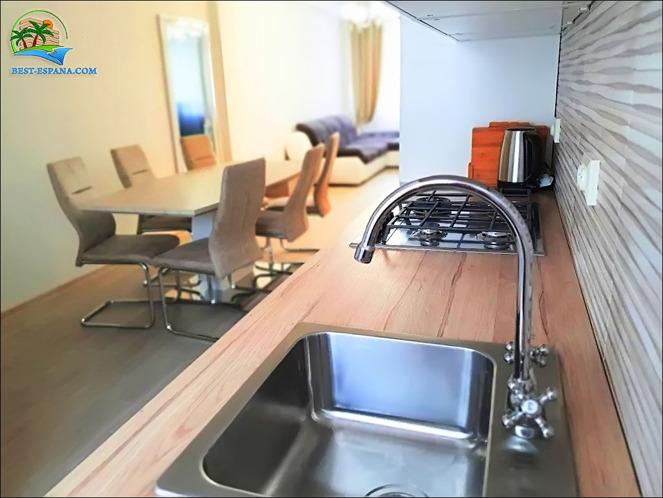 Lägenhet med 3 sovrum i Spanien vid havet 11 foto