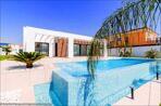 Luxusvilla an der spanischen Küste