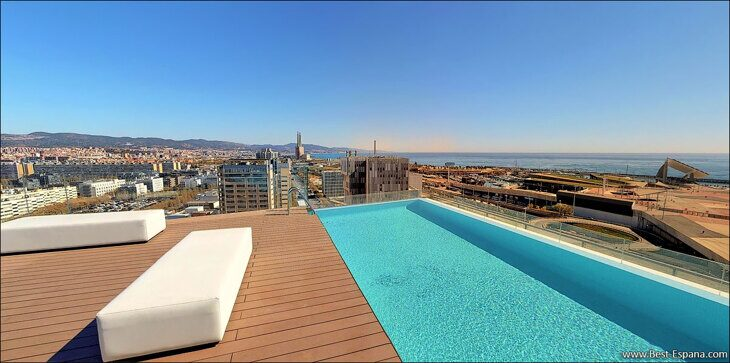 Photo New apartment in Barcelona by the sea!