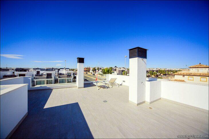 new-property-Spain-villa-high-tech-luxury-Cabo Roig-31 photo
