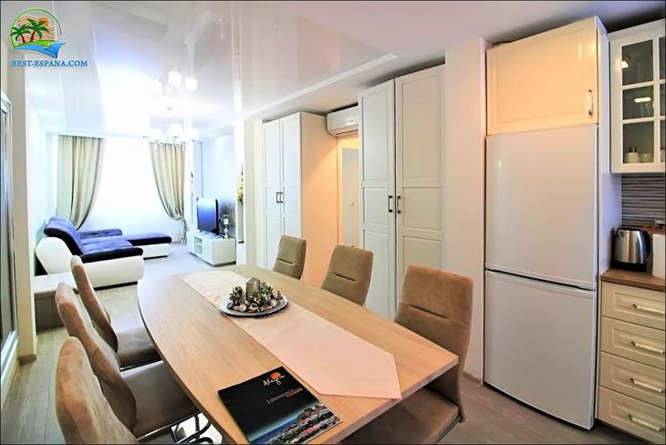 Lägenhet med 3 sovrum i Spanien vid havet 02 foto