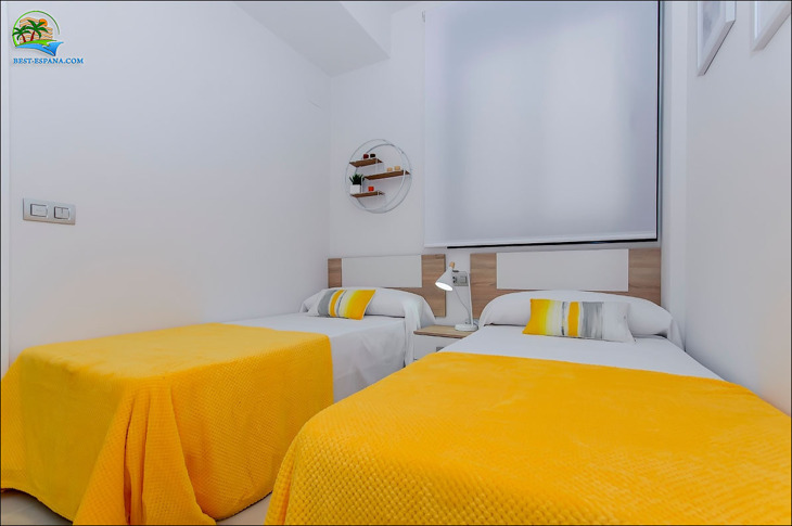 Apartments in Spain in a new building 22 photo