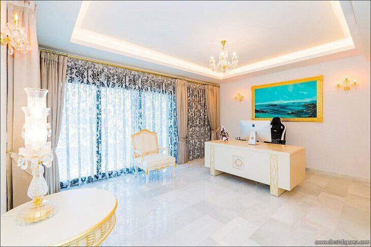 luxury villa in Spain Campoamor 24 photography