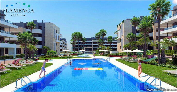 Immobilien-in-Spanien-auf-Orihuela-Costa-Playa Flamenca-03 Fotografie