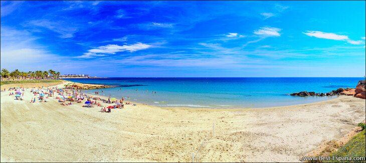 Spanien-Playa Flamenca-Orihuela-Costa-Strände-Meer-01-Fotografie