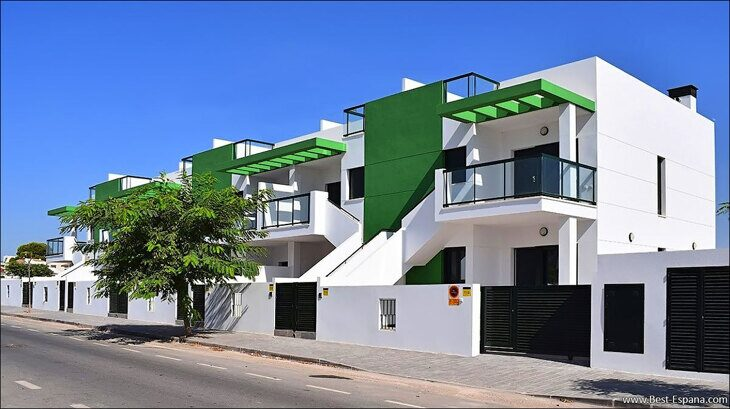 Wohnungen Spanien Immobilien am Meer Bungalow-03 Foto