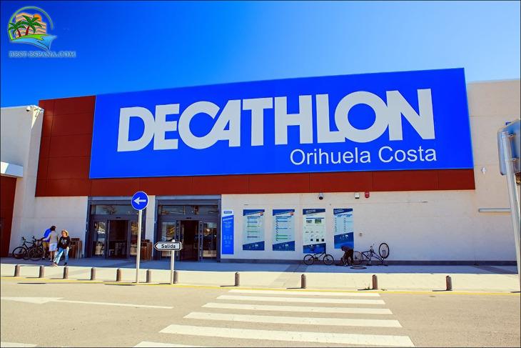 köpcentrum La Zenia Boulevard i Spanien 09 fotografering