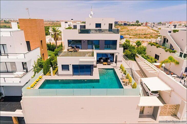 luxury villa in Spain Campoamor 02 photography