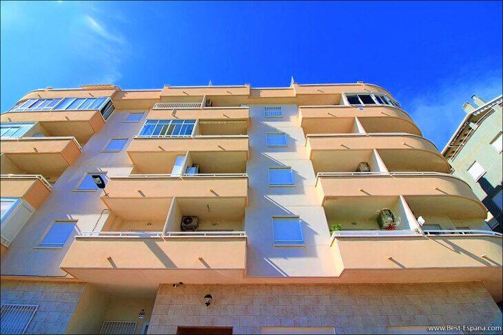 Südwohnung in Spanien mit Meerblick in Torrevieja 02 Foto