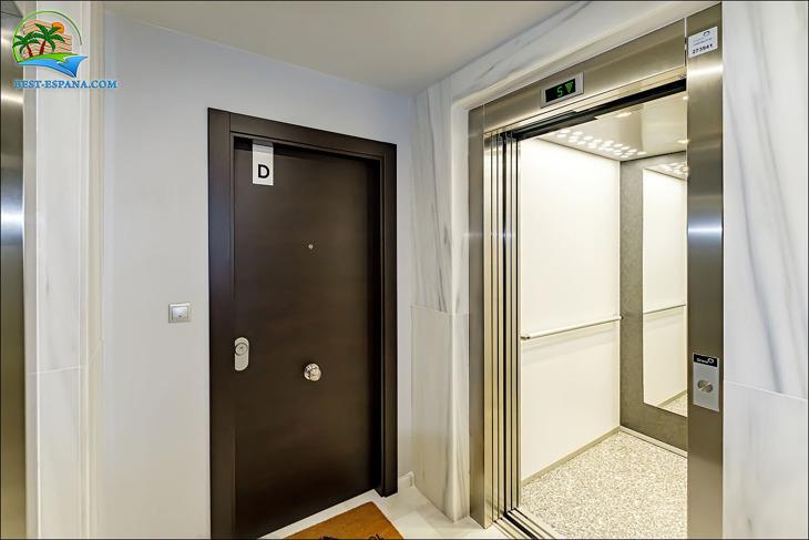 Penthouse in Spanien am Meer 53 Foto