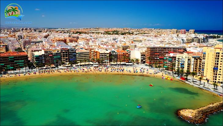 Lägenhet i Spanien vid havet 25 foto