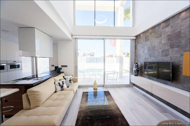 new-property-Spain-villa-high-tech-luxury-Cabo Roig-08 photo