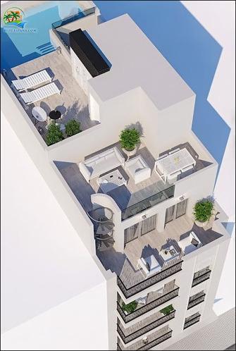 Immobilien in Spanien Torrevieja Wohnungen 24 Fotografie