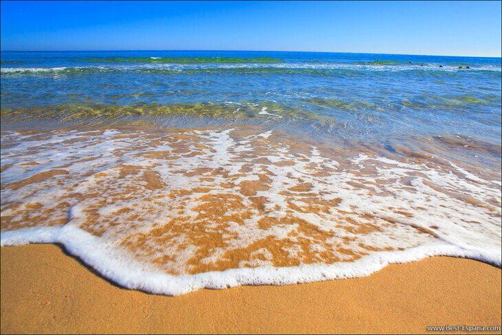 Spain sea beach Campoamor 02 photography