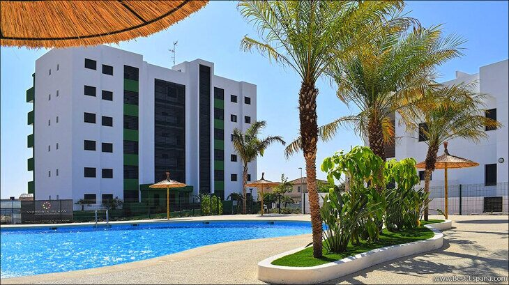 Wohnungen Spanien Immobilien am Meer Bungalow-04 Foto