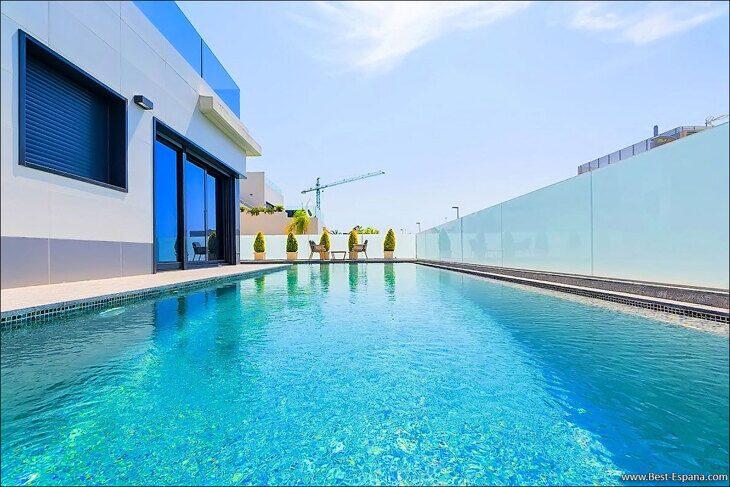 luxury villa in Spain Campoamor 09 photography