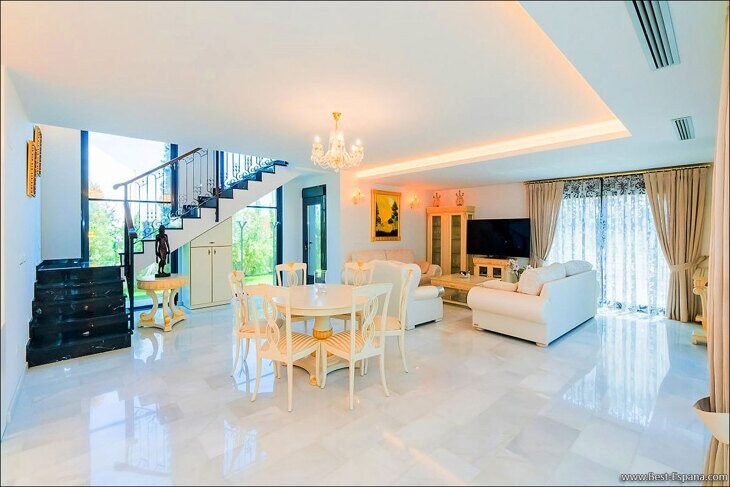 luxury villa in Spain Campoamor 16 photography
