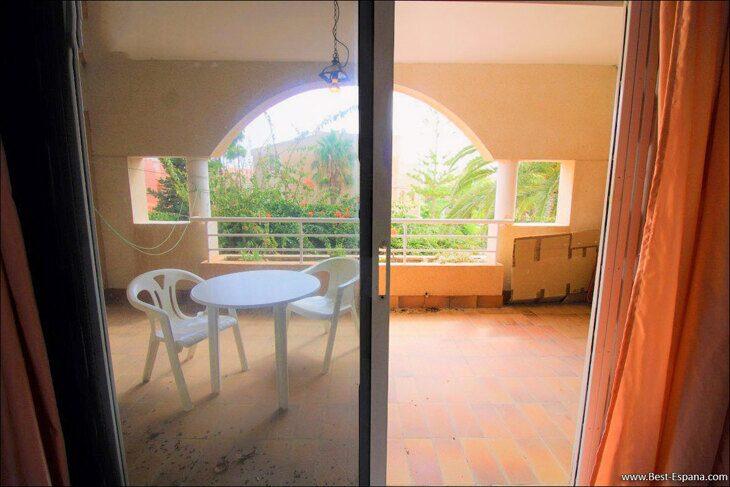Spanien-Wohnung-mit-einer-großen-Terrasse-und-Ofen-Grill-14 Fotografie