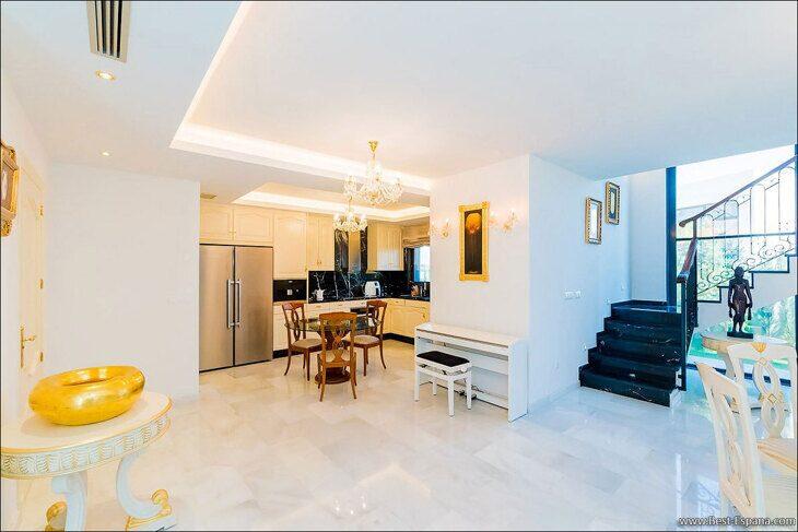 luxury villa in Spain Campoamor 15 photography