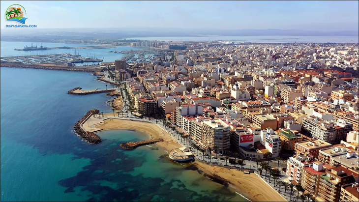 Spanien Torrevieja 01 Fotos
