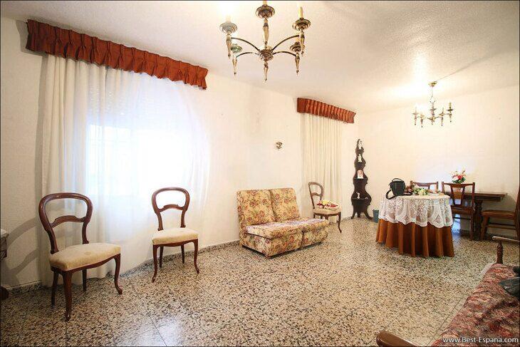 Stock Foto Preiswerte Wohnung in Alicante mit 3 Schlafzimmern