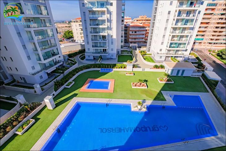 Penthouse in Spanien am Meer 37 Foto