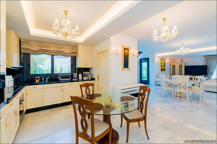 luxury villa in Spain Campoamor 21 photography