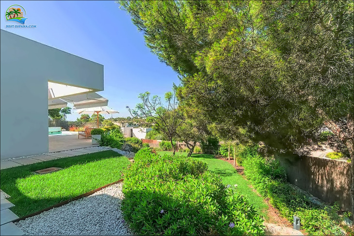 Lyxvilla i Spanien lyxhus 12 foto