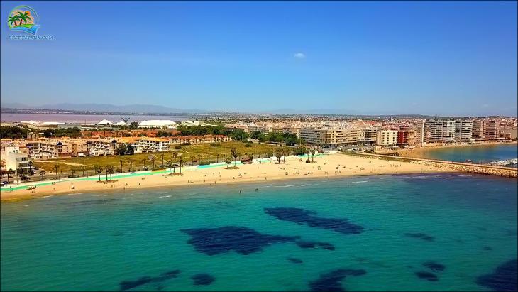 lägenhet i Spanien vid havet Torrevieja 01a foto