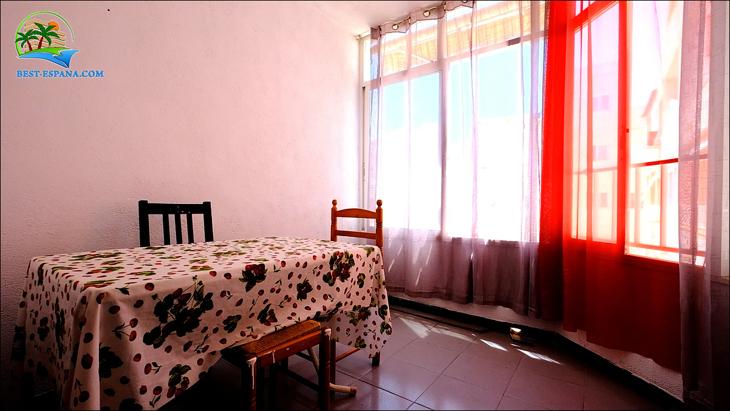 Lägenhet i Spanien vid havet 06 foto