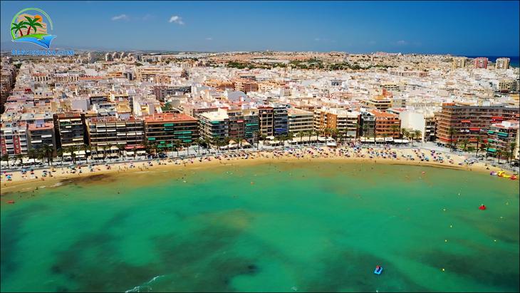 Lägenhet i Spanien vid havet 18 foto