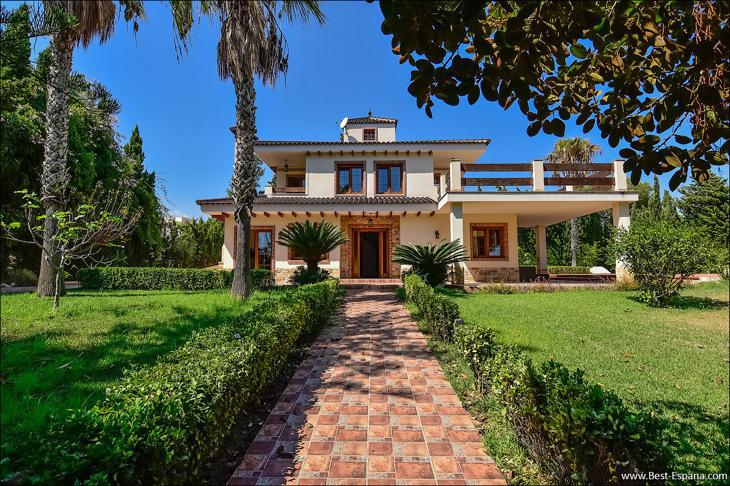 Luxury villa in Spain premium 02 photo