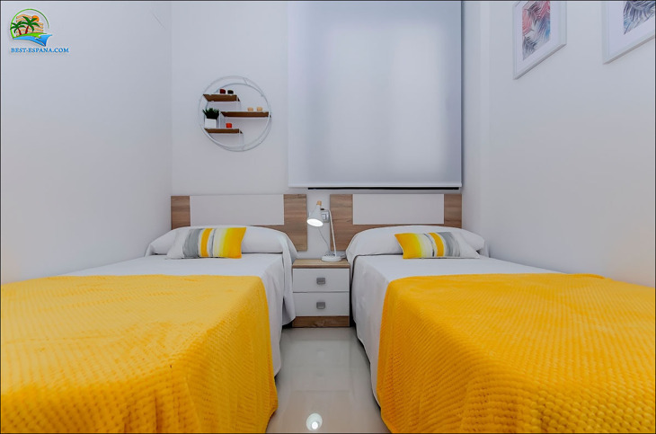Apartments in Spain in a new building 23 photo