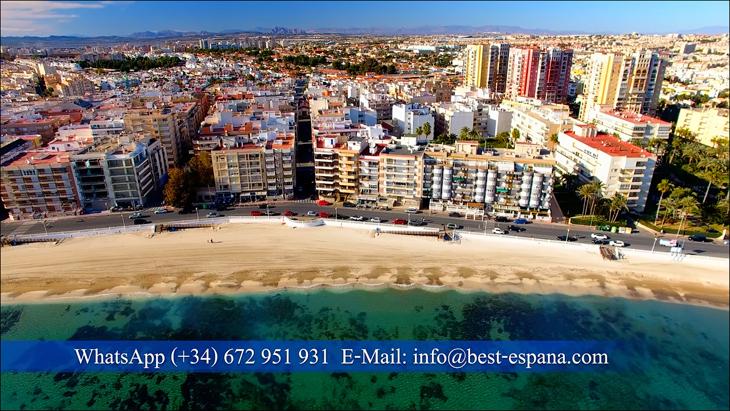 Lägenhet i Spanien vid havet 17 foto