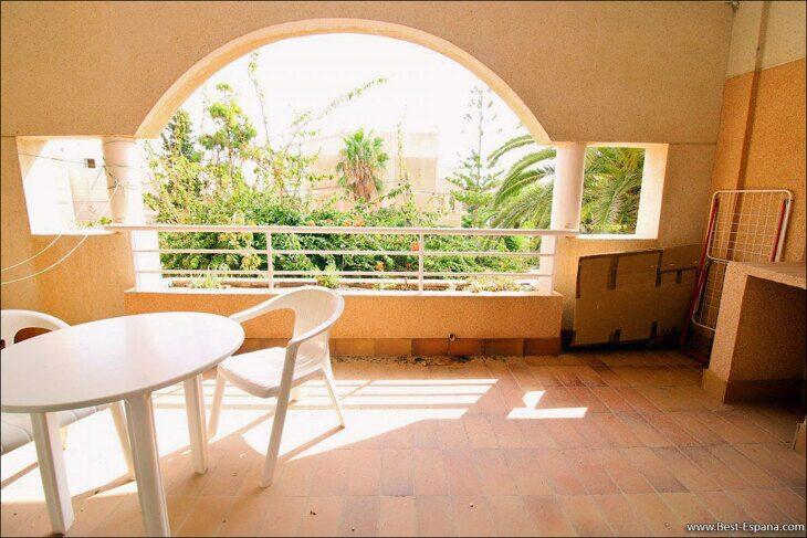 Spanien-Wohnung-mit-einer-großen-Terrasse-und-Ofen-Grill-15 Fotografie