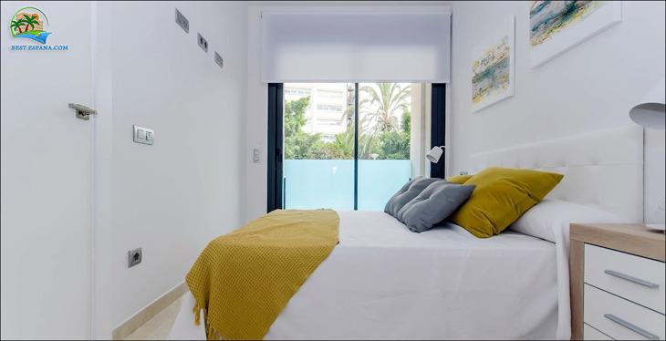 Apartments in Spain in a new building 18 photo