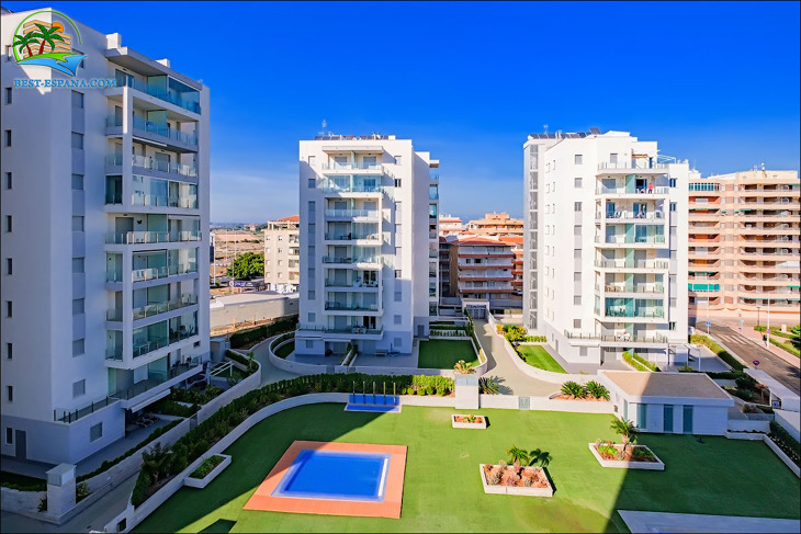 Penthouse in Spanien am Meer 05 Foto