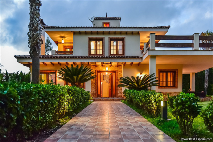 Photos Exclusive villa in Spain with 5 bedrooms