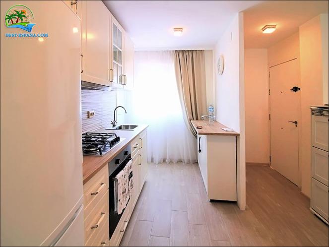Lägenhet med 3 sovrum i Spanien vid havet 08 foto