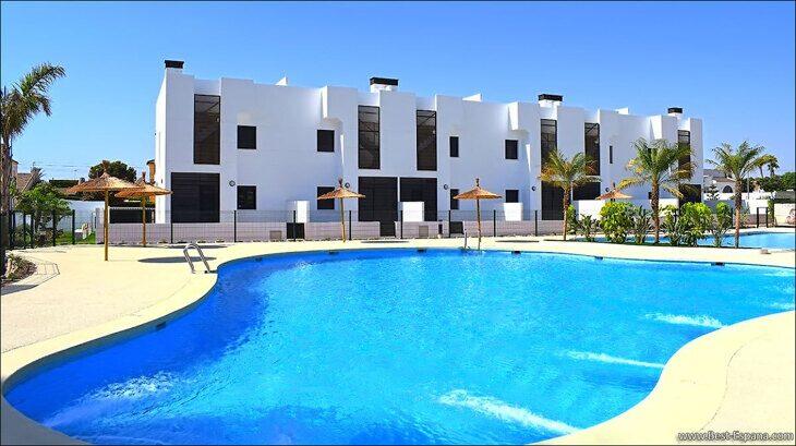 Wohnungen Spanien Immobilien am Meer Bungalow-05 Foto