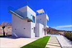 Ultra modern villa in Spain Finestrat 02