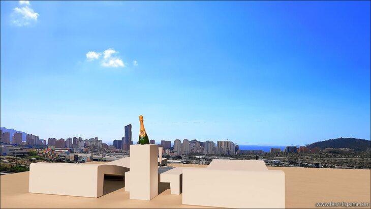 Hi-Tech-Villa-in-Finestrat-Spanien-Immobilien-Xnumx Fotografie