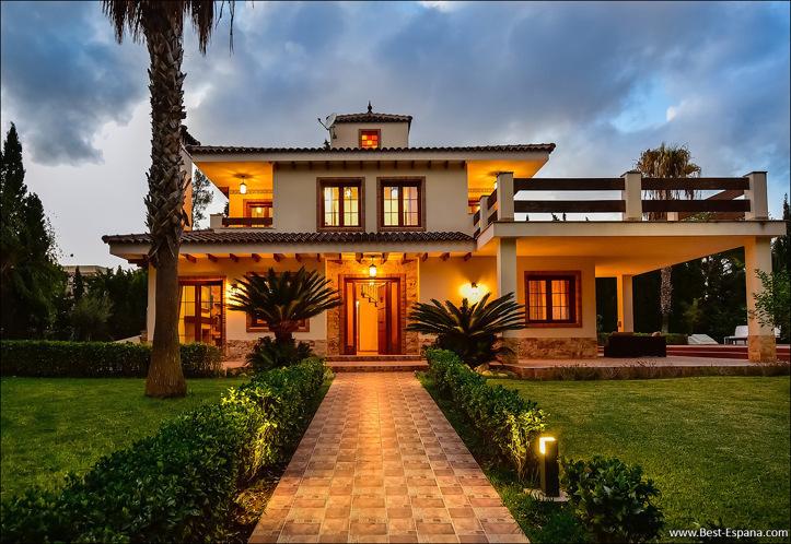 Luxury villa in Spain premium 03 photo