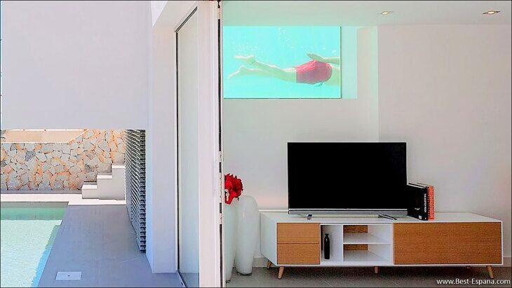 Ultra Modern Villa In Spain Finestrat Xnumx Photography